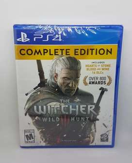 The witcher complete edition