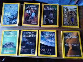 Revistas de National Geographic