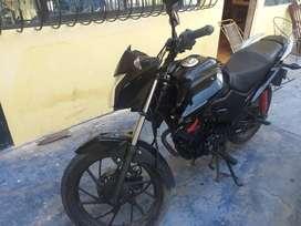 Venta de moto cb125 Honda