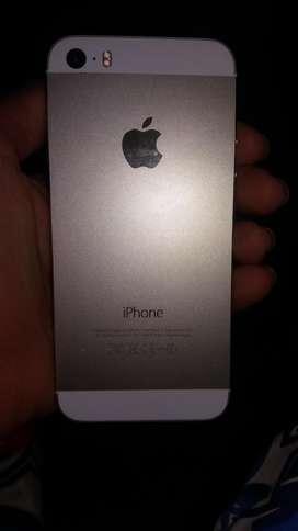 Iphone 5 con huella