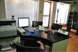 Alquilo oficinas amobladas listas para trabajar