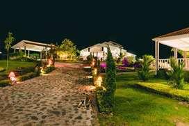 Hermosa casa campestre con mirador llanero