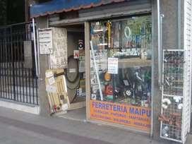 FERRETERÍA (Fondo de Comercio)