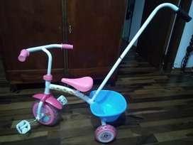 Triciclo de Peppa Pig