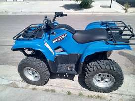 Cuatriciclo Yamaha Grizzly 700 4x4