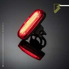 Accesorio Luz LED Giratorio con Correa de Silicona para bicicleta, scooter,  moto, etc por Lit Co.