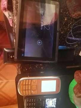 Tablet más celulares