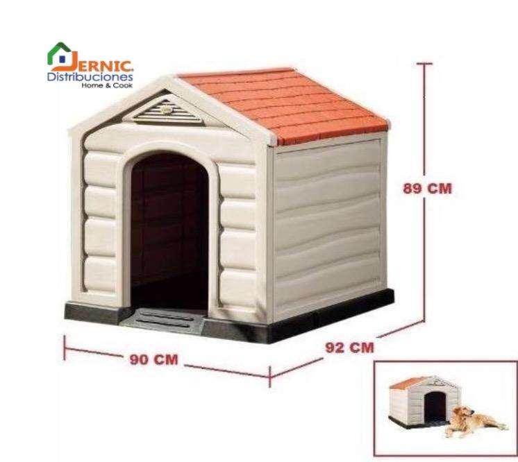Casas plasticas para perros marca RIMAX con servicio a Domicilio en Quito 0