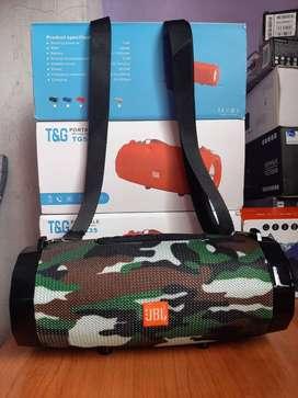 PARLANTE T&G (Modelo JBL) BLUETOOTH, USB, RADIO FM