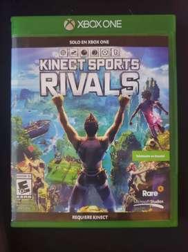 Vendo Kinect sports rivals