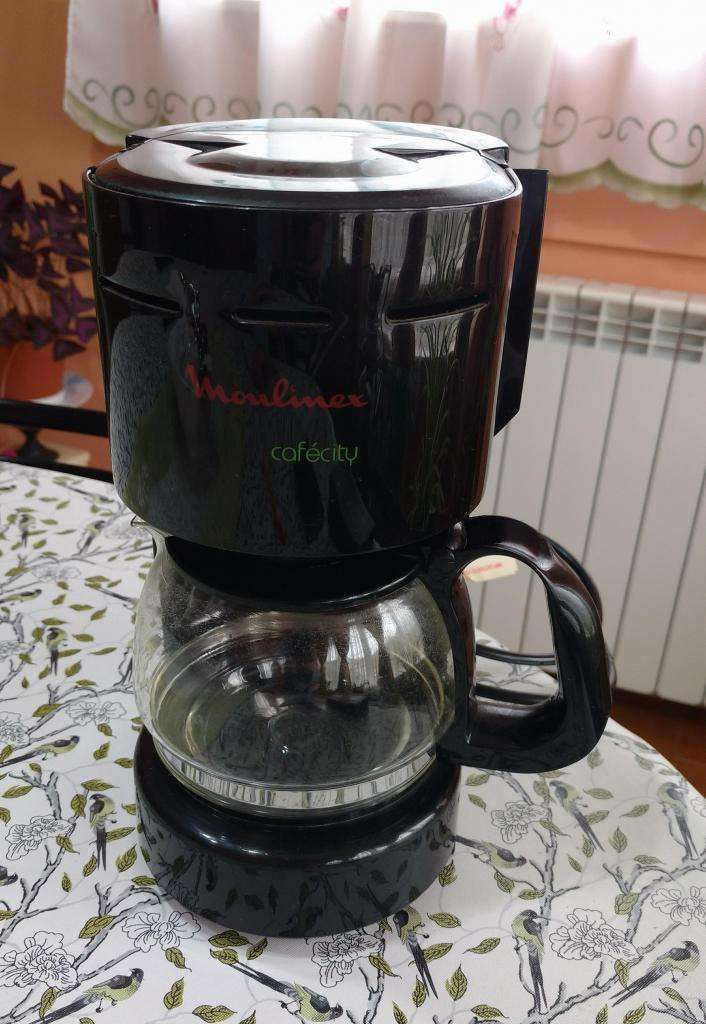 Cafetera Electrica Moulinex Lin Cafecity 0