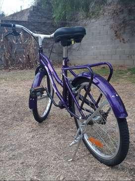 Bici de niña rodado 16 usada