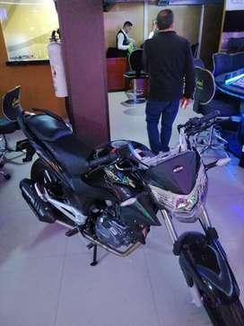 Vendo moto nueva excelente precio