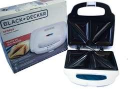 Sandwichera Black+Decker Xpress