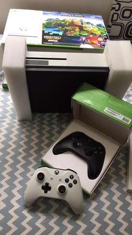 XBOX ONE S, EXCELENTE OPORTUNIDAD!!!