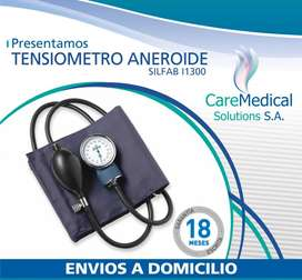 Tensiometro Aneroide Silfab I1300 Ortopedia CARE MEDICAL