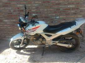 Vendo Honda cbx, 250 cv, segundo dueño