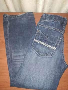 Pantalones para niños talla 7