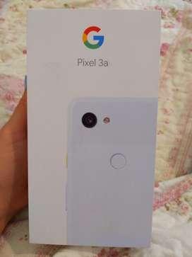Vendo Google Pixel 3a
