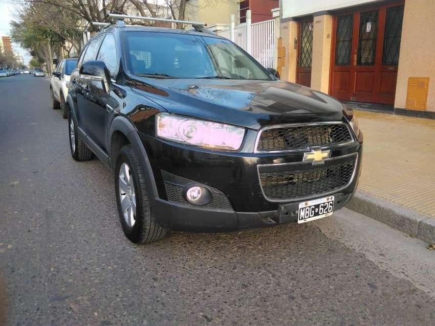 Chevrolet Captiva Lt 2014 7 Asientos 0