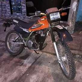 Bender moto DT