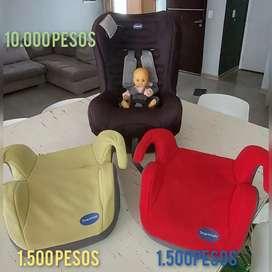 1 Silla Chicco Auto ( 2 asientos smart-kids )