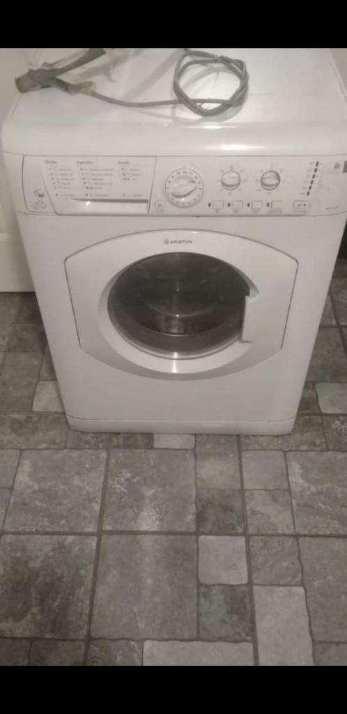 Liquido lavarropa ariston 0