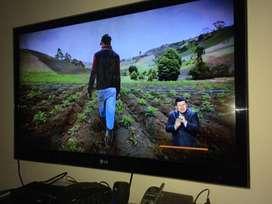 Televisor LG Full HD 42 pulgadas 3D