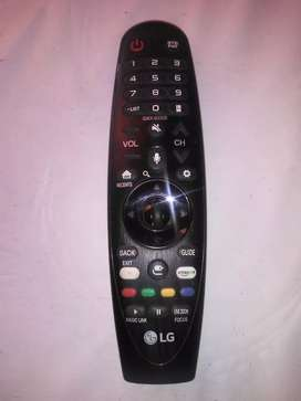 Control remoto lg