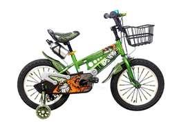 Bicicleta Niño Niña Rin 16 Pulgadas Phillips Súper