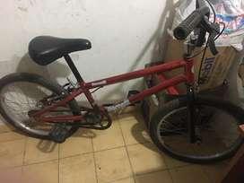 Vendo Bicicleta Bernaalli 0 Km Con Poco Uso