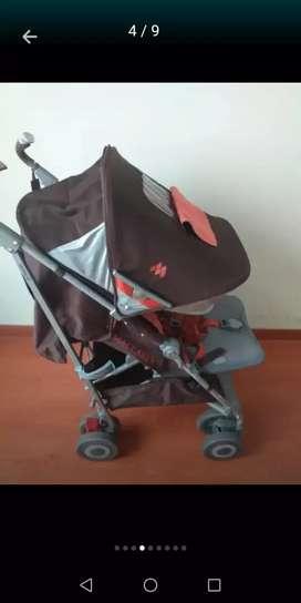 Coche paseador para bebe Maclaren