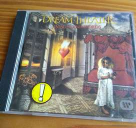 "Dream Theater ""Images And Words"" (Edic. Alemana)"