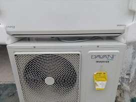 Vendo aire acondicionado mini split capacidad 18000 BTU inverter