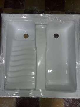 Lavaderos en porcelana o fibra