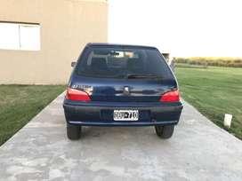 Peugeot 106 xr 3ptas 1.4 nafta