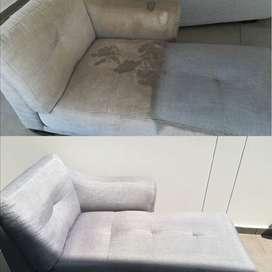 Lavado de muebles y colchones