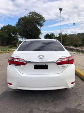 Vendo Toyota Corolla 2016