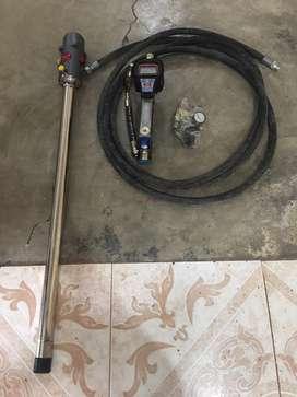 Dispensador de aceite automatico y portatil