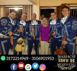 Mariachis Show de Mexico Cali