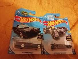 Batimoviles Hotwheels