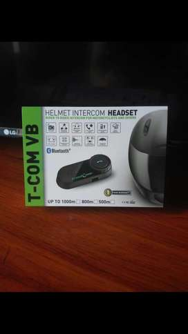 Intercomunicador Bluetooth Tcom Vb