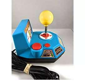 Ms. Pac-Man y sus amigos plug & play juegos de tv