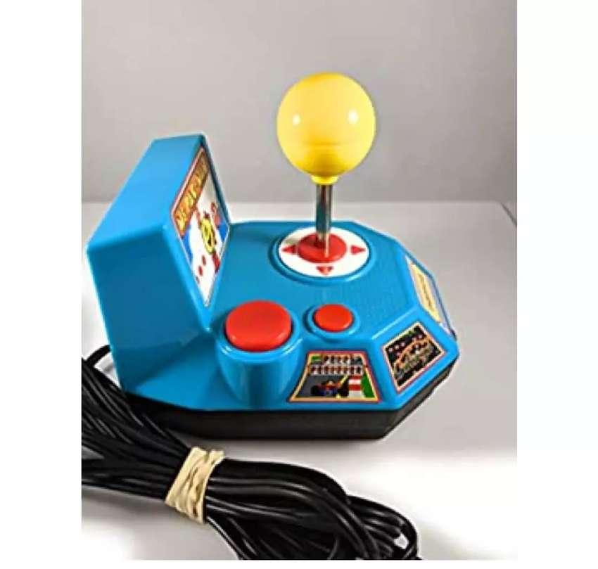 Ms. Pac-Man y sus amigos plug & play juegos de tv 0