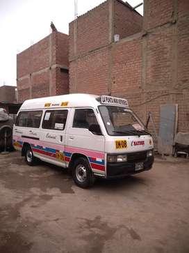 Combi nissan Caravan TD27