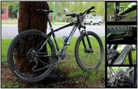 Bicicleta Rodado 29 27 V Grupo Alivio