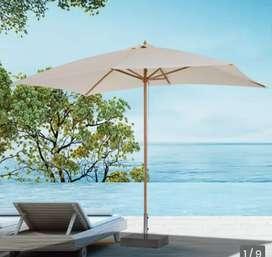 Vendo  sombrilla tipo parasol