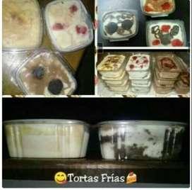 Vendas de tortas Fritas Al Por Mayor y Por unidad