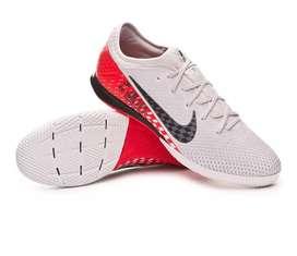 Zapatillas guayos Nike mercurial justo do it Futsal microfutbol hombre