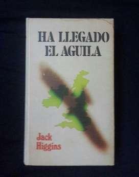 Ha llegado el aguila por Jack Higgins